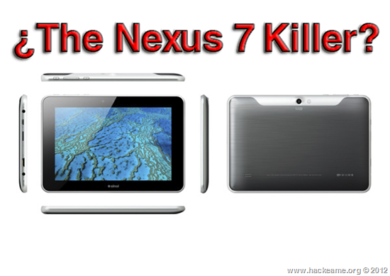 Nexus 7 Killer - Ainol Fire Flame