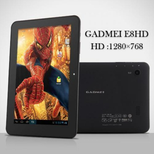 Gadmei E8HD - Top 10 Dual Core 8 pulgadas