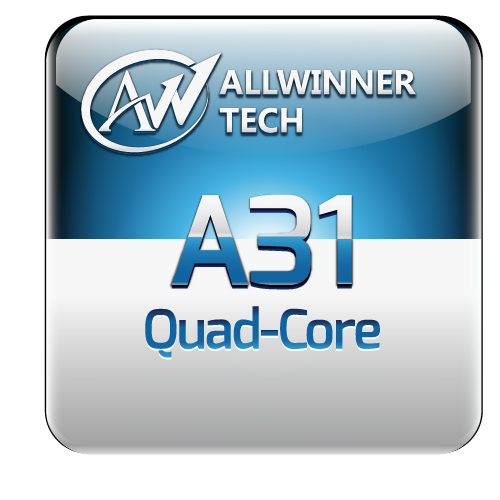 All Winner A31 Quad Core