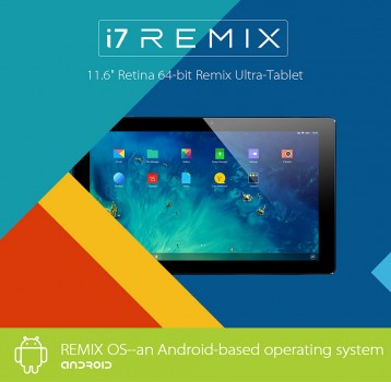 Cube i7 Remix con Fondo Lollipop