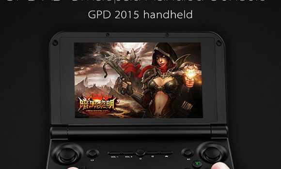 Gpd XD Game Tablet PC - Consolar Gamer Portatil