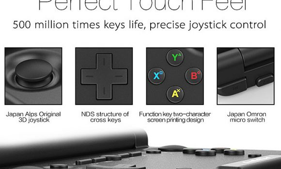 Gpd XD Game Tablet PC - Joystick pro