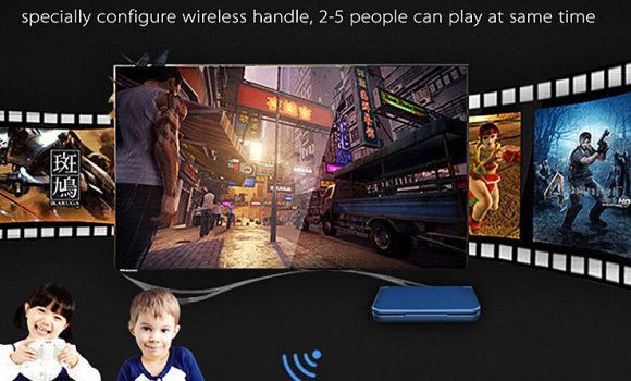 Gpd XD Game Tablet PC - HDMI ON