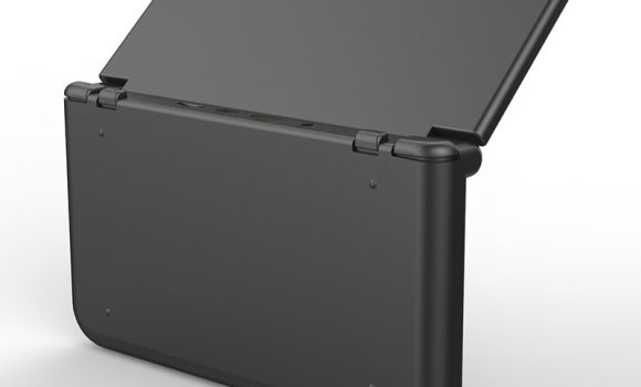 Gpd XD Game Tablet PC - Parte trasera