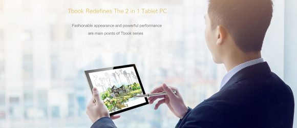 Teclast Tbook 10 - 2 en 1 Tablet PC