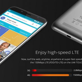 UMI Touch X 4G - Disfruta del LTE 150Mbps