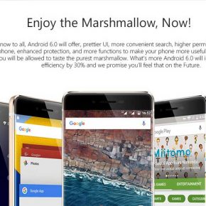 Ulefone Future - Android 6.0 Marshmallow