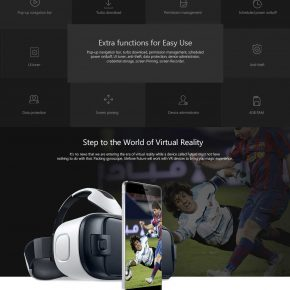 Ulefone Future - Compatible con dispositivo de realidad virtual VR