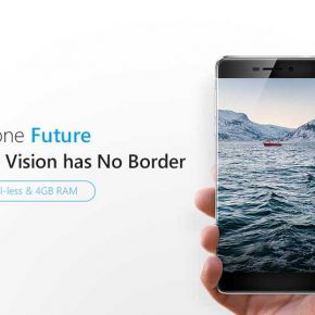 Ulefone Future - Sin bordes