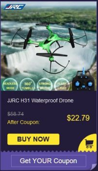 dron-waterproof