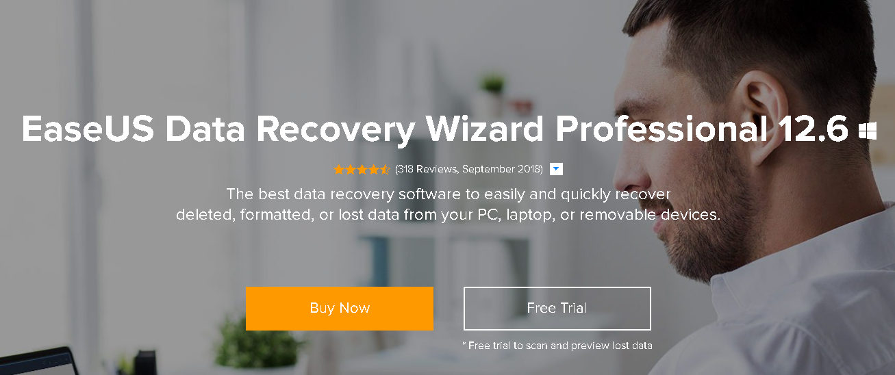 EaseUS Data Recovery Wizard Profesional